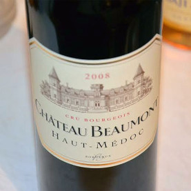 Chateau Beaumont 2008