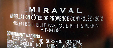 Chateau Miraval 2012