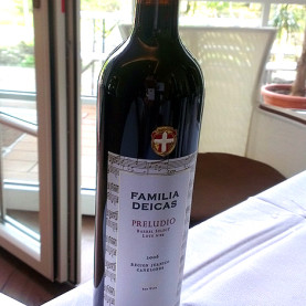 Familia Deicas Preludio Barrel Select 2006