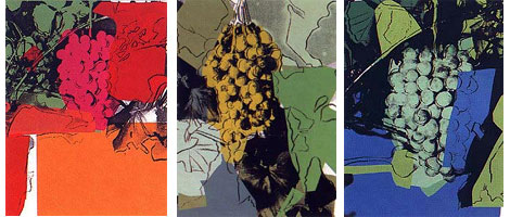 Warhol: Grapes D.D.